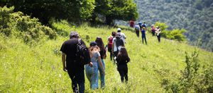 Take a hike in the Dilijan mountains image