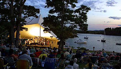 Vermont - Music and Performing Arts