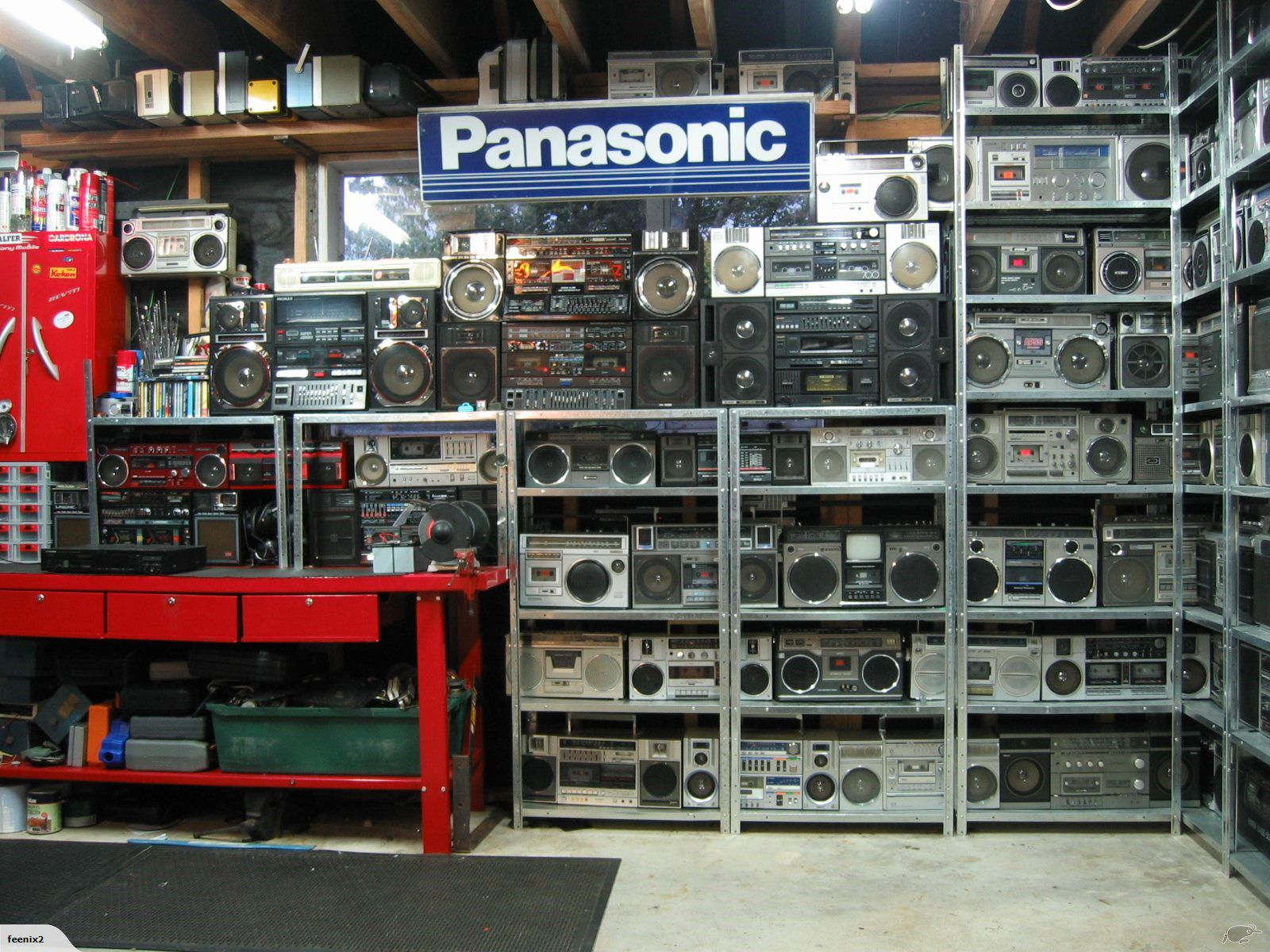 For Sale: 400 Awesome Vintage Boomboxes | Smart News | Smithsonian