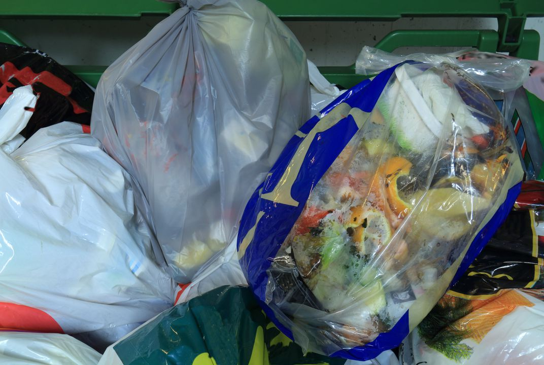 This is how much water you waste when you throw away food