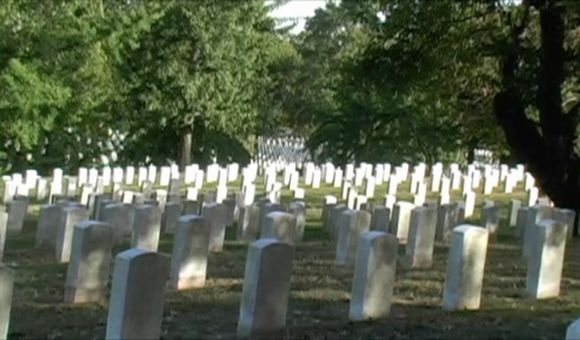 Preview thumbnail for video'The Residents of Arlington Cemetery