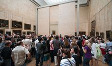 Louvre Visitors Decry Brief 'Mona Lisa' Viewings