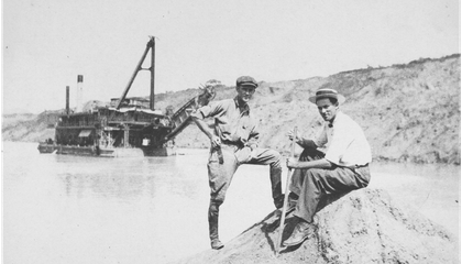 Commemorate the Panama Canal's Expansion With These Photos From Its Construction