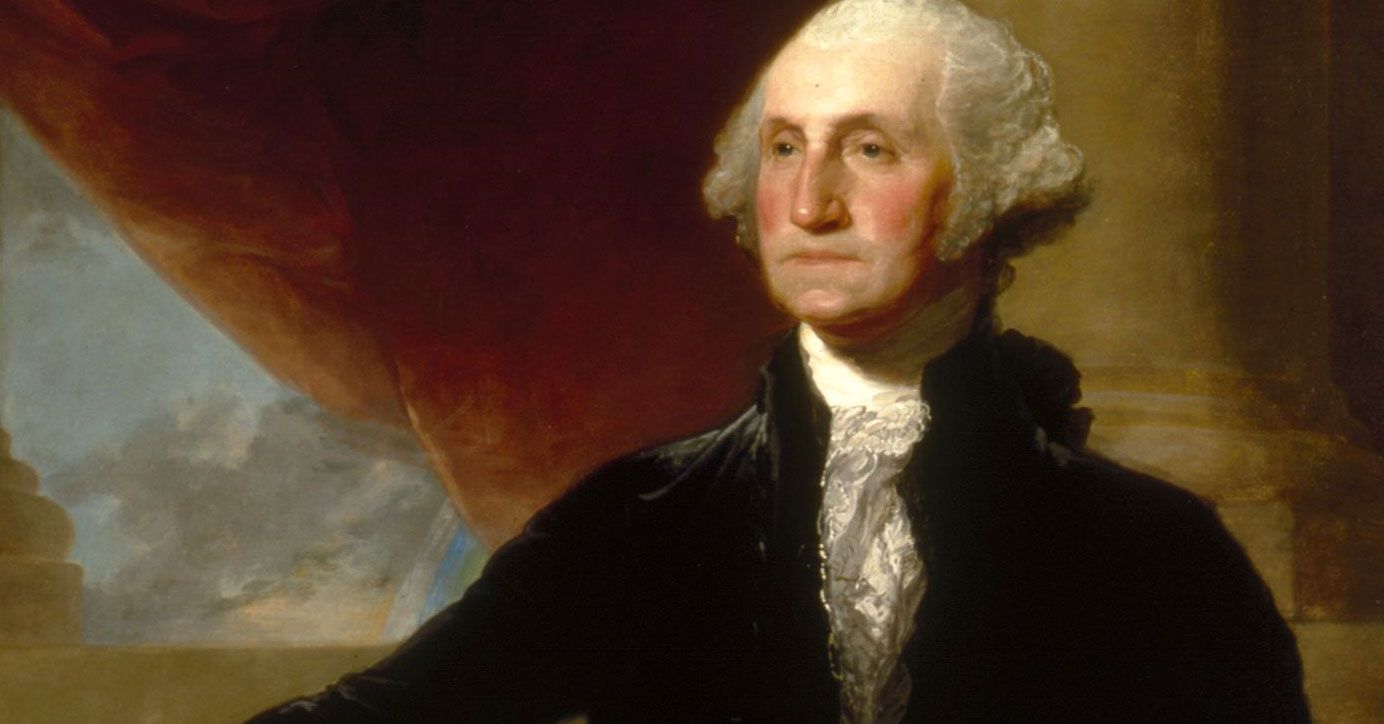A New Book About George Washington Breaks All the Rules on How to ...