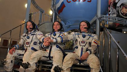 Space cooperation: A U.S. bargaining chip in the Ukraine standoff?