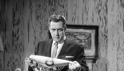 What Perry Mason Taught Americans About the Criminal Justice System