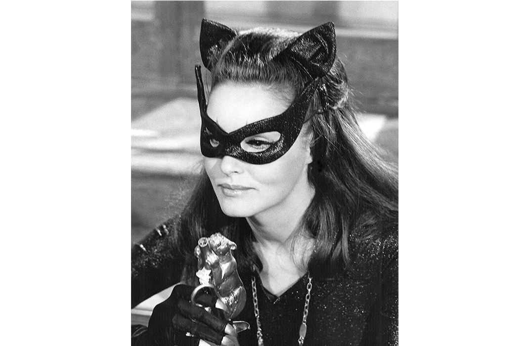 Julie Newmar as Catwoman