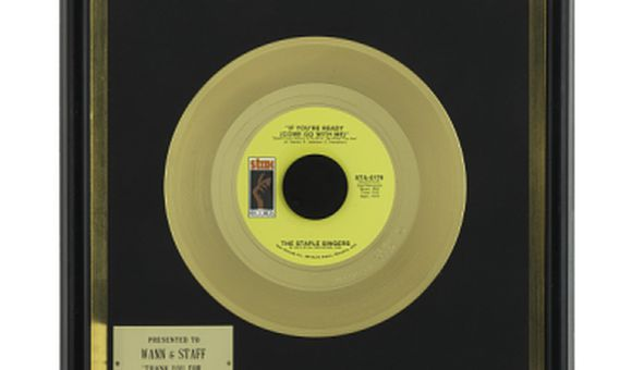 Gold Record, Staple Singers, 1973