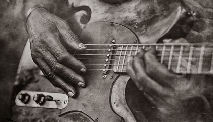 The Remarkable Life and Work of Guitar Maker Freeman Vines