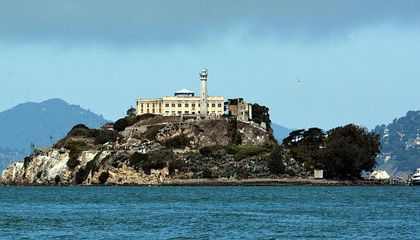 Alcatraz Wasn't Always 'Uncle Sam's Devil's Island'