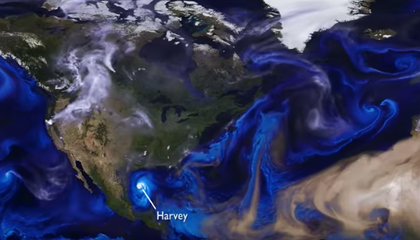 Watch This Year's Hurricanes Swirl Across the Globe in New NASA Visualization