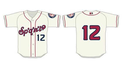 Spokane Indians' New Uniforms Have Team Name in Native Spokane Salish Language
