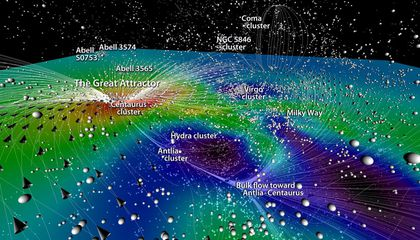 A New 3D Map of the Universe Covers More Than 100 Million ...  D Map Of The In on maps in games, maps in color, maps in home, maps in space, maps in iphone, maps in print, maps in black, maps in movies, maps in japanese, maps in french, maps in car,