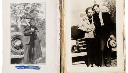 Notebook of Poetry Penned by Bonnie and Clyde Set to Go on Auction