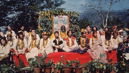 The Ashram Where the Beatles Sought Enlightenment