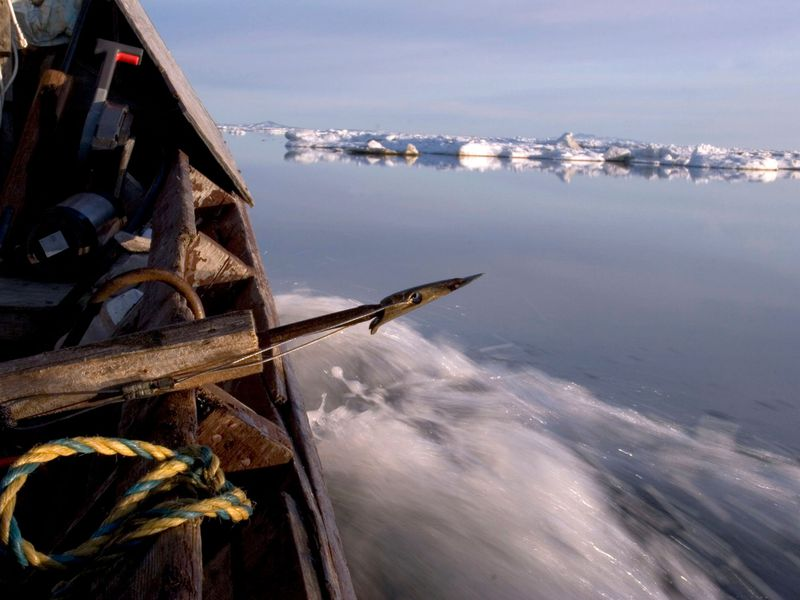 'The End of Ice,' and the Arctic Communities Already Grappling With a Warming World