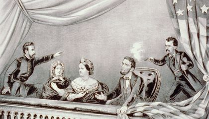The Night Abraham Lincoln Was Assassinated