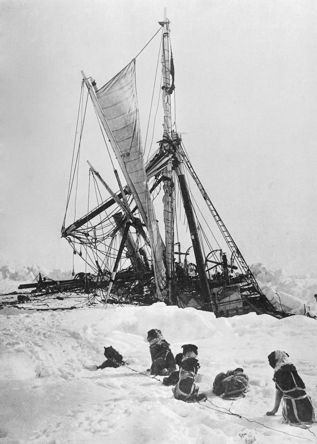 Antarctic Research Ship to Search for Wreck of Shackleton's