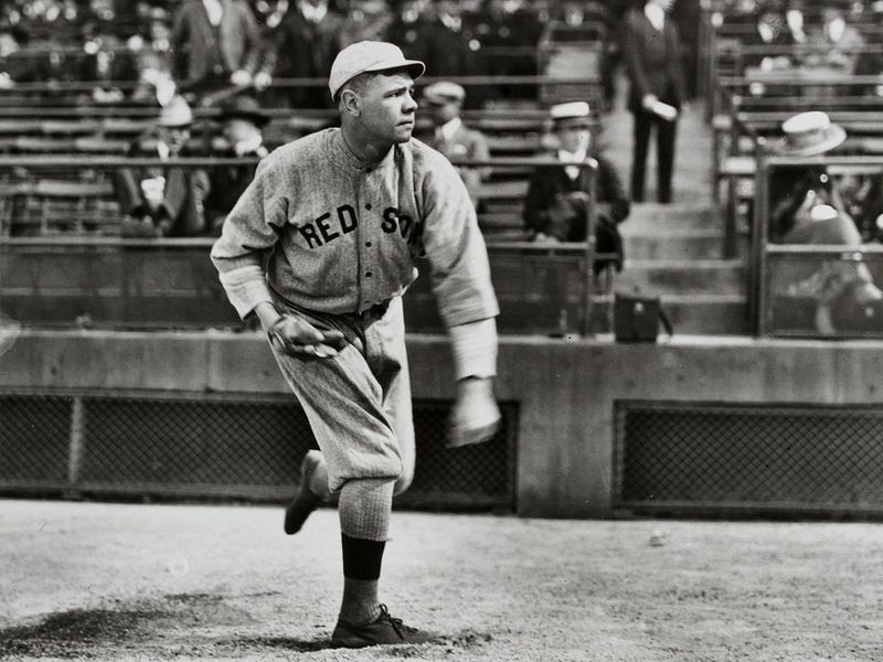 How many strikeouts did babe ruth have-2353