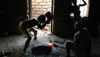 How Blacksmiths Forged a Powerful Status Across the Continent of Africa