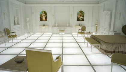 Step Inside the Transcendent Bedroom of 2001: A Space Odyssey