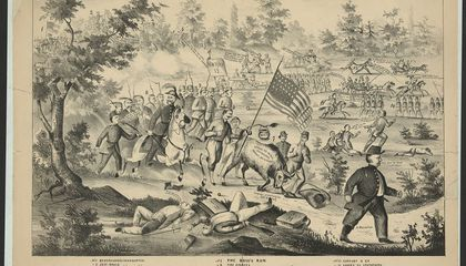 Was the First Battle of Bull Run Really 'The Picnic Battle'?