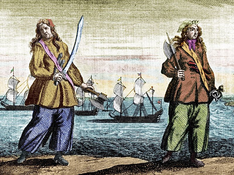 The Swashbuckling History of Women Pirates | History