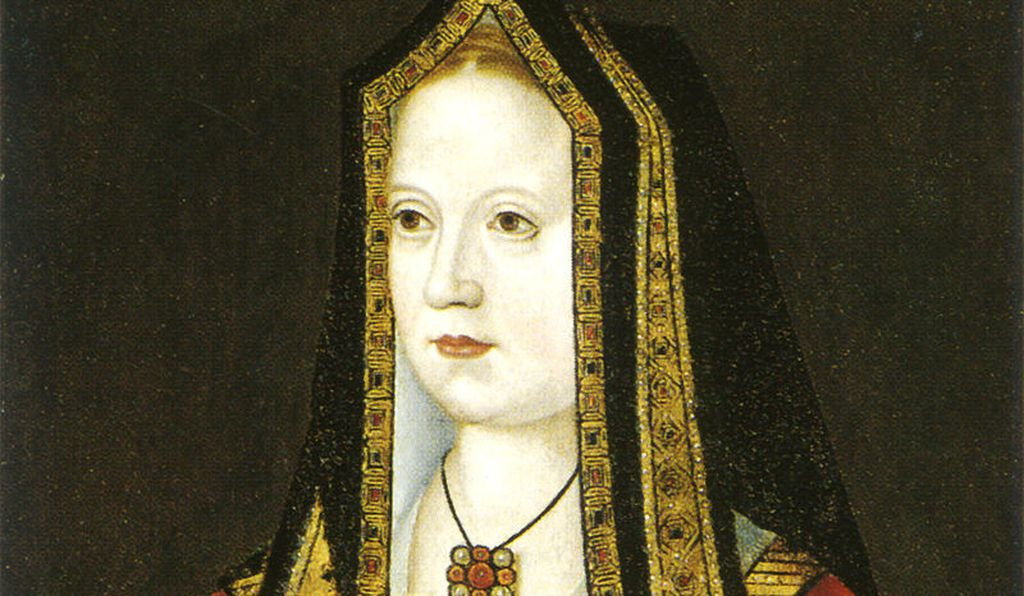 Elizabeth of York, oldest daughter of Elizabeth Woodville and Edward IV, married Henry VII, uniting the warring houses of York and Lancaster