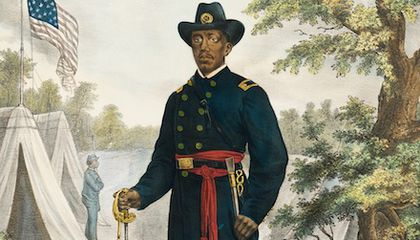 The Uncertain Promise of Freedom's Light: Black Soldiers in The Civil War