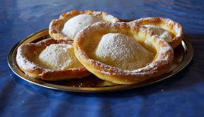 An Appreciation of <i>Küchle</i>, My Family's Deep-Fried Dough Tradition for Fat Tuesday