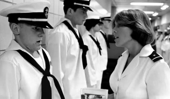 Preview thumbnail for video'A Navy Plebe Re-Meets His Match