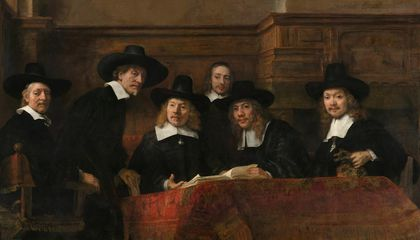 Dutch Museum Shows Every Single Last Rembrandt in Its Collection