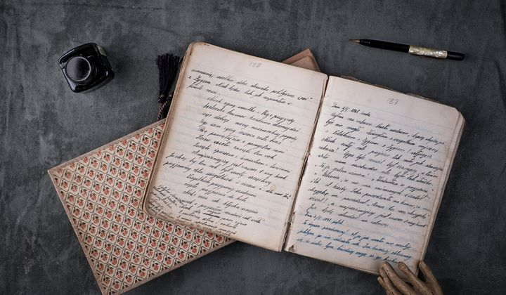 The Story of an Astonishing Holocaust Diary