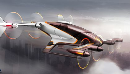 Image: How close are we to flying cars?