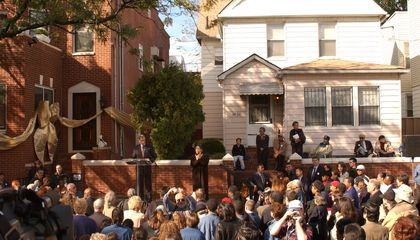 Preserving the Home of Selma Heraldo, Neighbor and Friend of Louis Armstrong