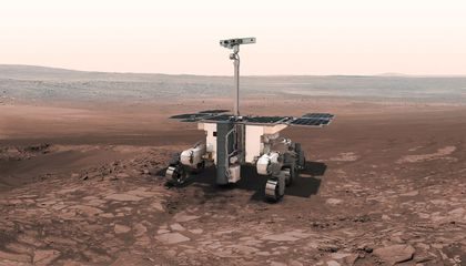 Europe's 2020 Mars Rover Named for DNA Pioneer Rosalind Franklin