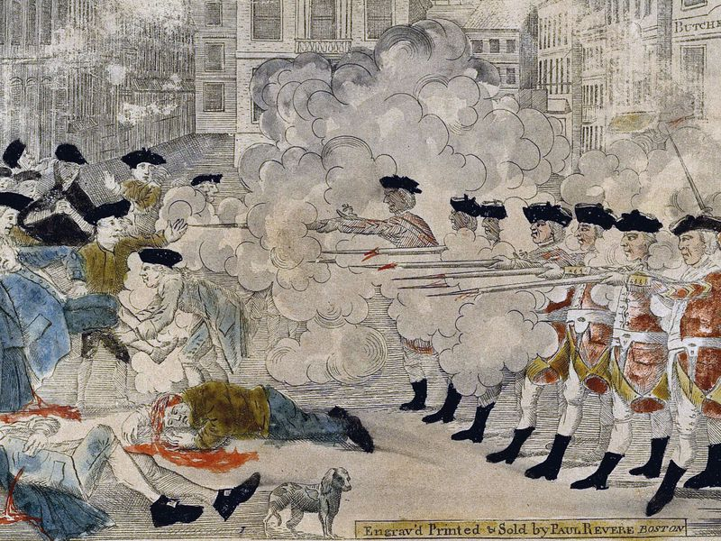A Fresh Look at the Boston Massacre, 250 Years After the Event That  Jumpstarted the Revolution | History | Smithsonian Magazine