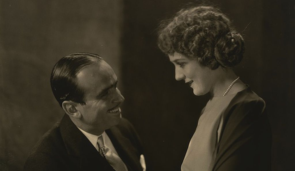 Douglas Fairbanks (1883-1939) and Mary Pickford (1892-1979) by Edward Jean Steichen, 1924, gift of Jim and Ted Pedas,  © Joanna T. Steichen, National Portrait Gallery, SI. All images courtesy of NPG  Read more: http://www.smithsonianmag.com/smithsonian-in