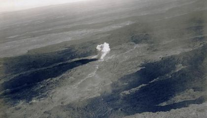 Found: Two Bombs From 1935 Stuck in Hawai'i Volcano
