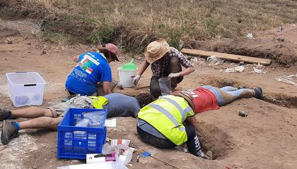 Remains of Enslaved People Found at Site of 18th-Century Caribbean Plantation