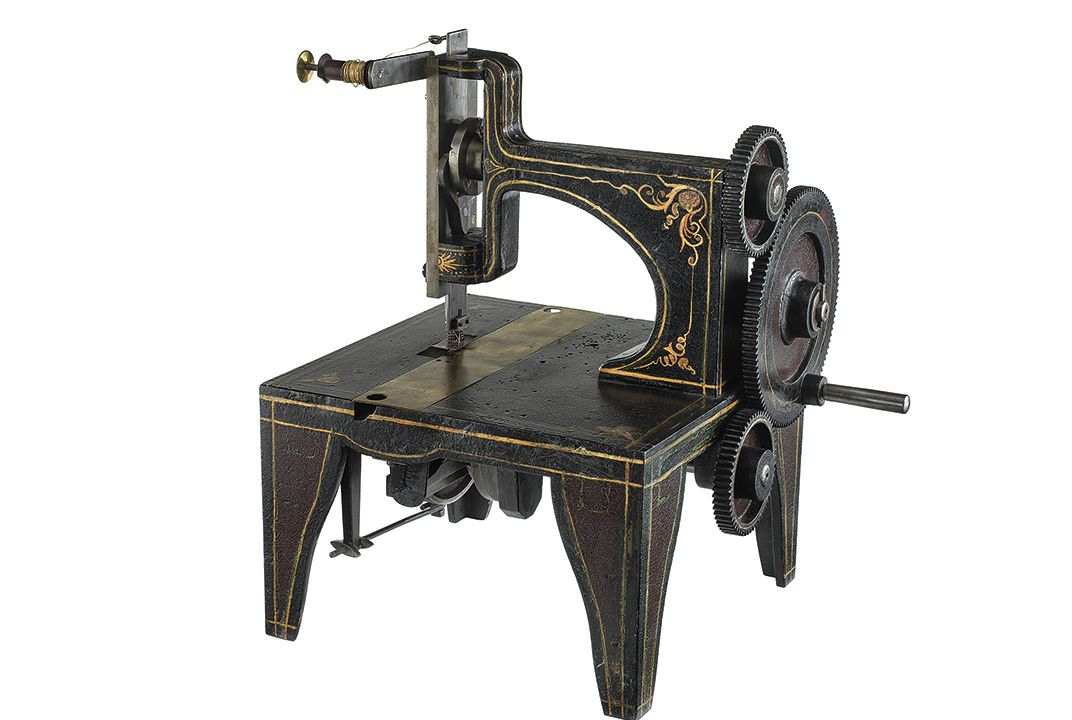 How Singer Won The Sewing Machine War At The Smithsonian Smithsonian Enchanting Where Can I Get My Singer Sewing Machine Fixed