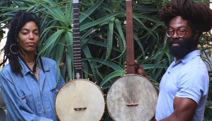 A Quest to Return the Banjo to Its African Roots
