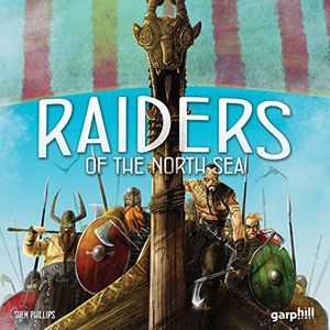 Preview thumbnail for 'Raiders of the North Sea