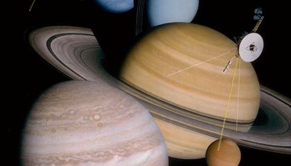 As Voyager Exits Solar System, Sole Proof of Humanity a 70s Record