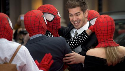 What Do You See? Whos the real Spiderman?