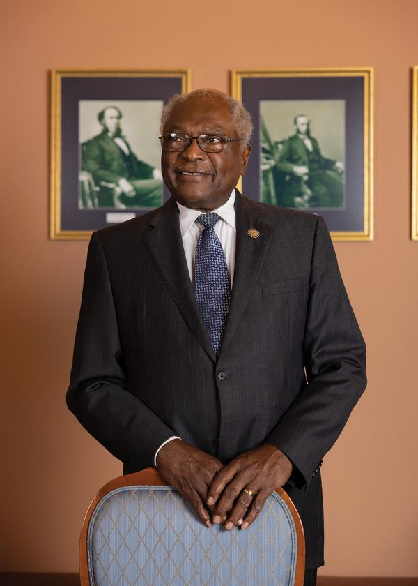 Representative James E. Clyburn of South Carolina
