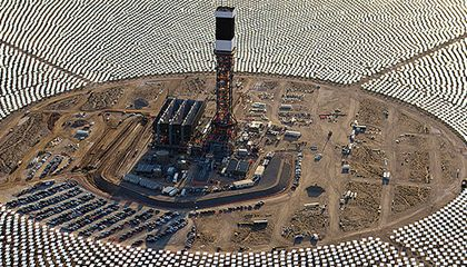 Ivanpah Solar Electric Generating System