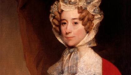 Meet the First and Only Foreign-Born First Lady: Louisa Catherine Adams