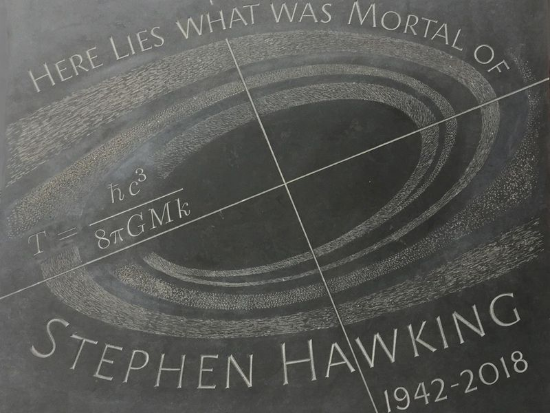 A Message From Stephen Hawking Is On Its Way to a Black Hole