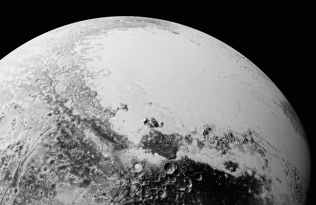 Pluto pictures are pouring in